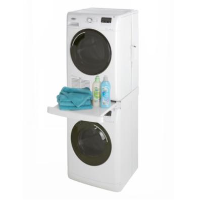 Stapelkit wasmachine droger